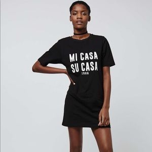Topshop Tops - Mi Casa Su Casa Shirt Dress